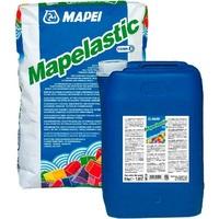 Фото - Гидроизоляция цементная Mapei Mapelastic двухкомпонентная 32 кг Розничная
