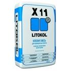 Клеевая смесь для керамической плитки LITOKOL Х 11 (ЛИТОКОЛ Х 11) 5 кг