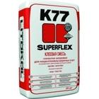 Клеевая смесь LITOKOL SUPERFLEX K 77 (ЛИТОКОЛ СУПЕРФЛЕКС К 77) 25 кг