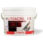 Дисперсионный клей LITOKOL LITOACRIL FIX (ЛИТОКОЛ ЛИТОАКРИЛ ФИКС) 2,5 кг