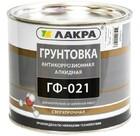 Грунтовка ГФ-021 КРАСНО-КОРИЧНЕВАЯ/СЕРАЯ 25 кг