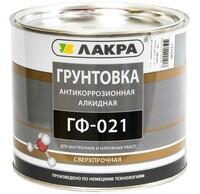 Фото - Грунтовка ГФ-021 КРАСНО-КОРИЧНЕВАЯ/СЕРАЯ 25 кг Розничная