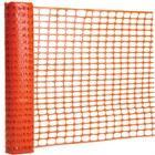 Аварийное ограждение, оранжевое 1х50 м, (110г/кв.м.)