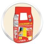 Затирка цементная для швов Litokol Litochrom 1-6 C.50 светло-бежевая 2 кг