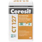 Шпаклевка финишная полимерная белая Ceresit CT 127 (25кг)