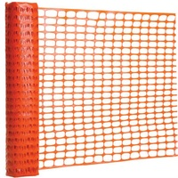 Фото - Аварийное ограждение, оранжевое 1,5х50 м, (150г/кв.м.) Розничная