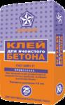 Клей для ячеистого бетона Русеан (25кг)