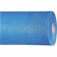 Фото - Сетка Kolotek стеклотканевая для фасадных работ 5х5 мм (160 г/м2) синяя Розничная