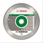 """Диск отрезной, 125х1,6х22мм, алмазный, сплошной, по керамике, сухой рез, Standard for Ceramic, """"BOSCH"""" 2608602202"""
