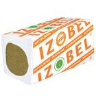 Izobel (Изобел) Л-25 1000х600х100 мм (100х60х10 см) Базальтовая вата утеплитель (теплоизоляция) 0,24м3 в упаковке 4 шт.(2,4м2)