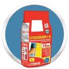 Затирка цементная для швов Litokol Litochrom 1-6 C.620 Cиняя ночь 2 кг
