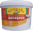 Краска фасадная ВД-АК-1180 КраскаВо 15 кг