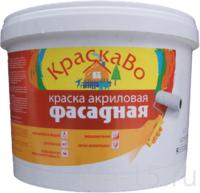 Фото - Краска фасадная ВД-АК-1180 КраскаВо 15 кг  Розничная