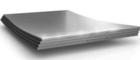 Лист стальной оцинкованный № 1 мм