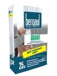 Клей для крупноформатной и тяжелой плитки Bergauf Granit, 25 кг