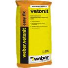 Клей для плитки Weber Vetonit easy fix (25кг)