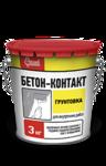 Грунтовка Старатели Бетон-контакт 3 кг