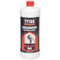 Фото - Очиститель для ПВХ EUROWINDOW №5, TYTAN Professional, 950 мл Розничная