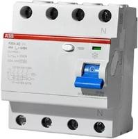 Выключатель диф. тока 4мод FN204 AC-40/0.03 ABB Розничная, фото