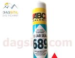 Фото - Герметик силиконизированный SIKA, АBC Sealants 689 EXTRA Розничная