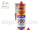 Фото - Герметик акриловый силиконизированный SIKA, АBC Sealants 300 EXTRA  Розничная