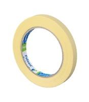 Фото - Лента малярная Folsen желтая 19 мм 50 м Розничная