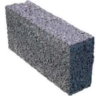 Блок керамзитобетонный перегородочный Д 1800 полнотелый СКЦ-3РК 390х188х90 мм