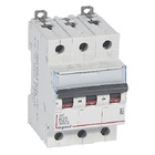 Выключатель автоматический трехполюсный 25А B DX3 6kA/10kA