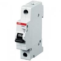 Фото - Автоматический выключатель 1-полосный ABB SH201LC32 (Входной) Розничная
