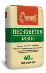 Пескобетон М300 Старатели 40 кг