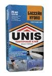 Клей плиточный ЮНИС Бассейн HYDRO 25 кг для бассейнов
