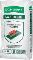 Плиточный клей ОСНОВИТ БАЗПЛИКС Т-10, фото