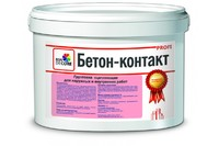 Фото - Грунтовка /Бетон - Контакт/.18 кг