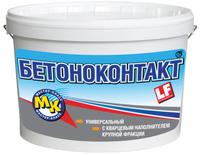 Фото - Грунтовка Мастер Класс Бетоноконтакт 1,5 кг с крупным кварцевым наполнителем Розничная