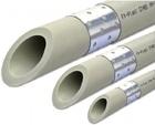 Труба полипропиленовая Ду 32 армированная STABI Fv-plast Чехия (с алюминиевым слоем Стаби)