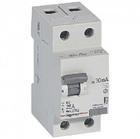 Выключатель дифференциального тока (УЗО) Legrand 2п 25А 30мА тип AC RX3 Leg