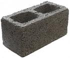 Блок керамзитобетонный стеновой Д 1000 2-х пустотные СКЦ-1Р 390x188x190 мм