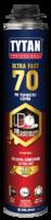 Фото - Пена монтажная professional TYTAN профессиональная ULTRA FAST 70 летняя 870мл Розничная