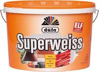 Фото - Краска для стен и потолков водно-дисперсионная Dufa Superwiss RD4 глубокоматовая 12 кг. Розничная