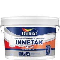 Фото - Краска для потолка DULUX Innetak 12 кг. Розничная