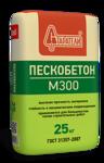 Пескобетон М300 Старатели 25 кг