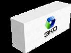 Блок газобетонный ЭКО 600x125x250 мм D500