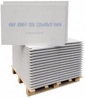Элемент пола влагостойкий (1200х600) 20мм, фото