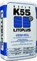 Litoplus K-55 клей плиточный Литокол 25 кг (белый)