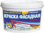 Краска водно-дисперсионная Мастер-Класс фасадная 14 кг
