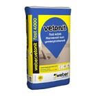 Пол наливной Vetonit Fast 4000 универсальный 20 кг