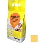Затирка для швов влагостойкая Vetonit Decor медовый 2 кг