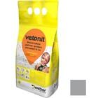 Затирка для швов влагостойкая Vetonit Decor серый 2 кг