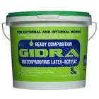 Гидроизоляция концентрированная «GIDRA» (ГИДРА) 5 кг