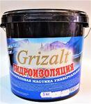 """Гризальт ГР-132 """"Grizalt"""" полиакриловая гидроизоляция 5 кг."""